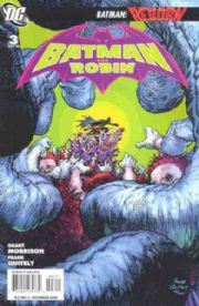 Batman And Robin #3 DC comic book